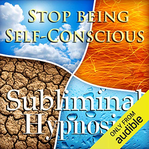 Stop Being Self-Conscious Subliminal Affirmations cover art