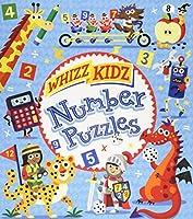 Whizz Kidz: Number Puzzles (Whizz Kidz 32pp)