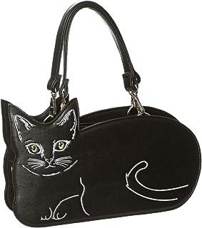 057c404156 Banned Sac à Main à Porter à l'épaule - Kitty Cat Chat