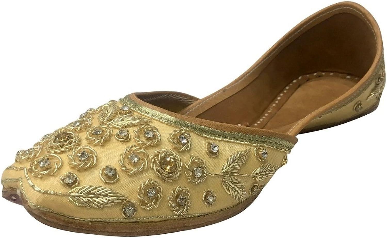 Step n Style Fancy Punjabi Juttis Indian shoes Flip Flop Khussa shoes Flat Sandals