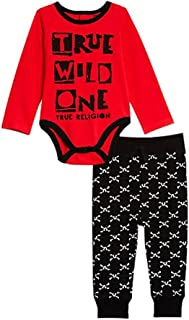 Infant Boys Wild One Outfit Pant Set