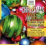 Pat Boone: Christmas Legends (Audio CD (Standard Version))