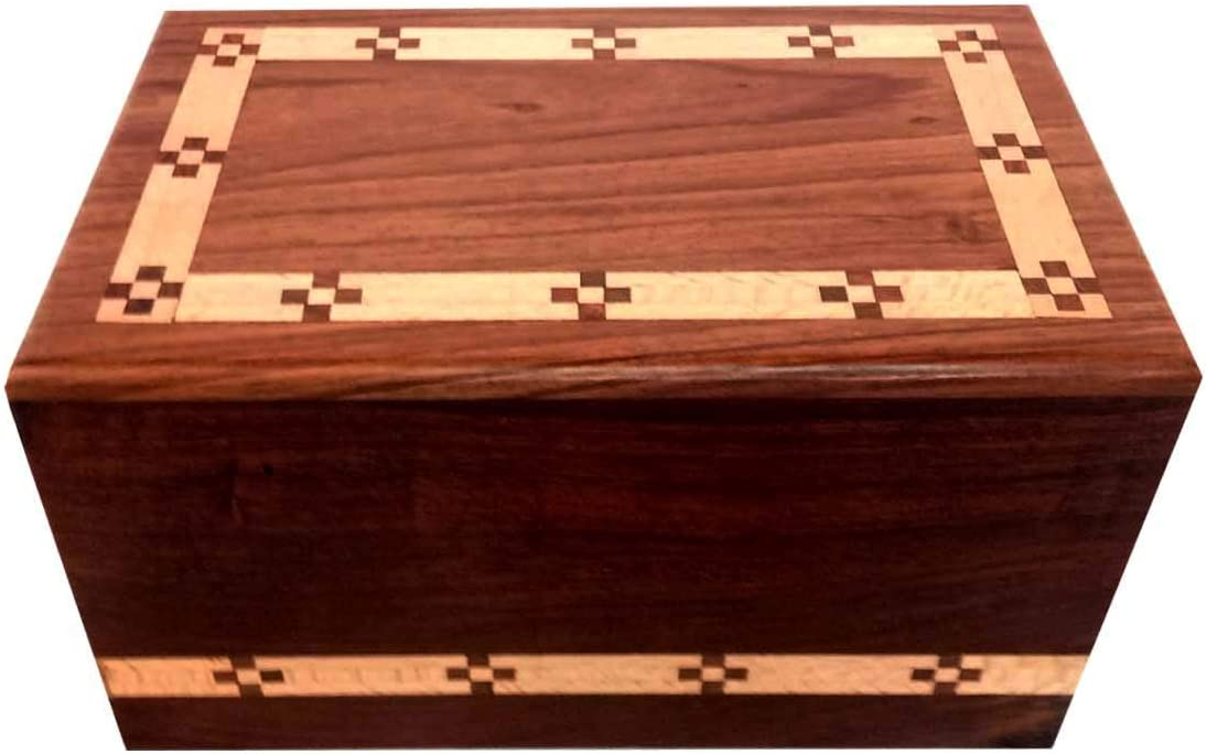 Handicrafts House - Wooden Cremation 日本製 Urns Urn Wood for 正規品スーパーSALE×店内全品キャンペーン Funeral