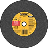 DeWalt DW8005 10 x 7/64 x 5/8 General Purpose Metal Chop Saw Wheel