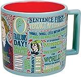 Lewis Carroll Mug - Alice In Wonderland Author Mug