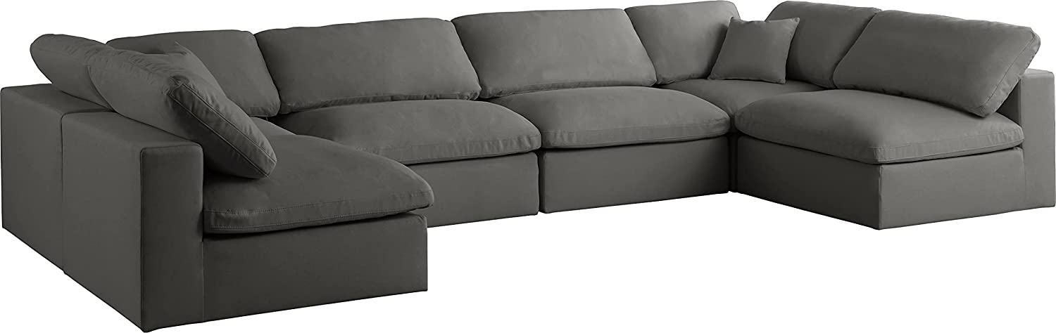 Meridian Furniture Plush Collection All items in the store Modula Contemporary Modern service