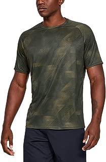 mens Tech Printed 2.0 Short Sleeve T-Shirt