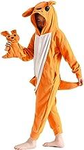 Kids Unisex Animal Onesie Pajamas Cosplay Halloween Costume Gifts