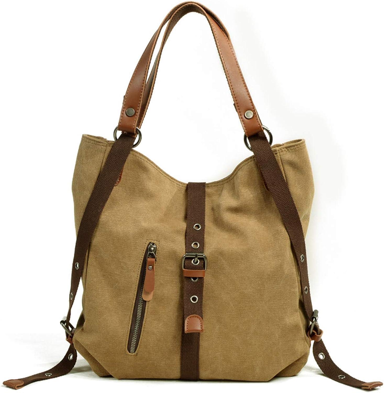 Yuetanus Women's Fashion Canvas Crossbody Bag