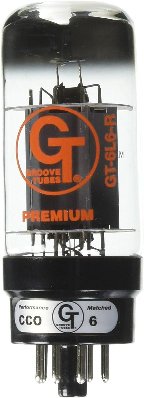 Groove Tubes GT-6L6-GE Medium Duet Amplifier Tube
