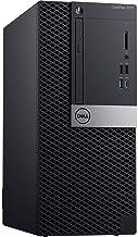 Dell OptiPlex 7070 Mini Tower | Intel 9th Gen i5-9500 (6 Core, 3GHz) | 8GB DDR4 | 256GB Solid State Drive | Win 10 Pro (Re...