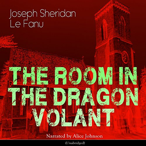 The Room in the Dragon Volant audiobook cover art