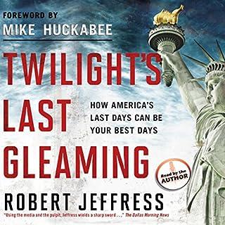 Twilight's Last Gleaming audiobook cover art