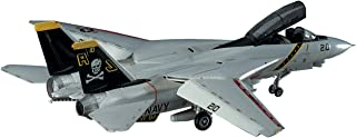 Faller Hasegawa HAS 00533 - Maqueta de avión de Combate F-14A Tomcat (Alta Visibilidad)