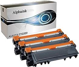 Alphaink AI-KIT3-TN2320 Kit 3 Toner compatibili per Brother HL L2300D HL L2340DW HL L2360DN HL L2365DW DCP L2500D DCP L2520DW DCP L2540DN DCP L2560DW MFC L2700DW MFC L2740DW MFC L2720DW MFC L2740