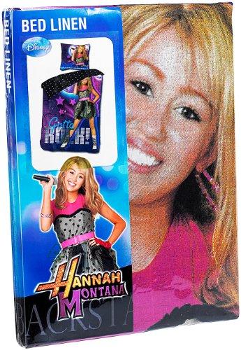 Unbekannt Bettwäsche Hannah Montana (Decken- + Kissenbezug)