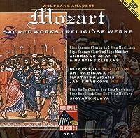 Mozart: Sacred Works