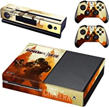 Xbox One Skin Set - Rainbow six Siege HD Printing Skin Cover Protective for Xbox One Console, Kinect & 2 Controller by Mr Wonderful Skin