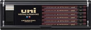 Uni Wooden Pencil - 2B - Box of 12 (U2B)