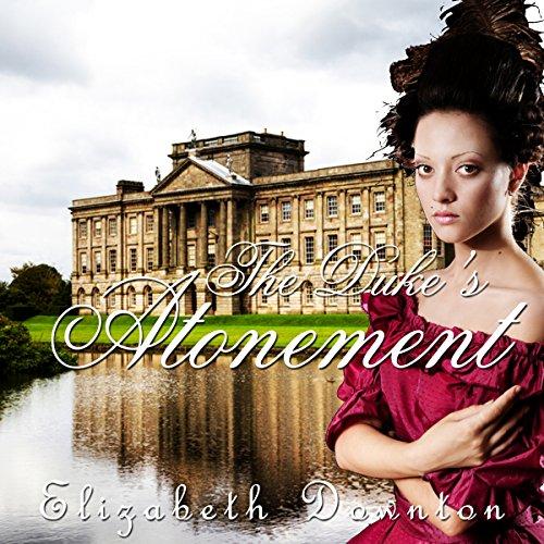 The Duke's Atonement audiobook cover art
