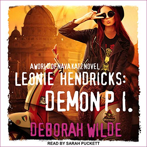 Leonie Hendricks: Demon P.I cover art