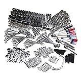 Craftsman 444-piece Alloy Steel Construction Mechanics Tool Set...