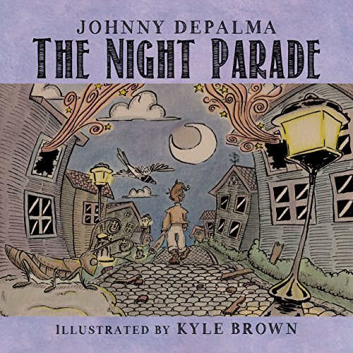 The Night Parade audiobook cover art