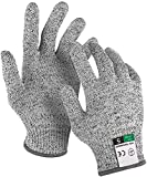 ADA UPDATED Advance Cut Resistant Gloves with High Performance Food Grade Level 5