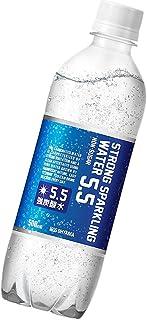 炭酸水 ストロング5.5 プレーン 強炭酸水 500ml ×48本