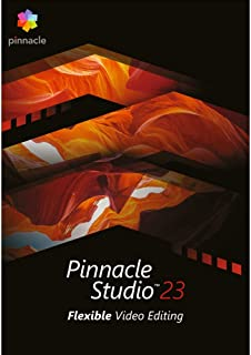 Pinnacle Studio 23 - Video Editing [PC Download]