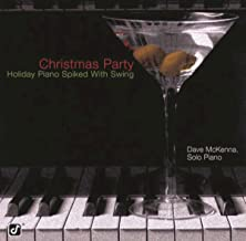Christmas Party - Holiday Piano Spiked With Swing
