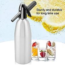 HEHUANG 1L Générateur de bulles d'eau Cocktail Bubble Maker Soda Maker Soda Drink Machine Soda Stream Machine