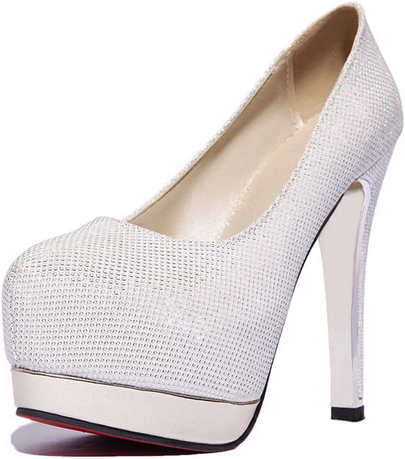 1TO9 Womens Travel Solid Structured Urethane Pumps shoes MMS06335