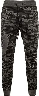 MogogoMen Plus Size Camouflage Leisure Athletic Runnung Sports Pants