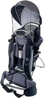 Deuter Kid Comfort I - Mochila portabebés, color negro