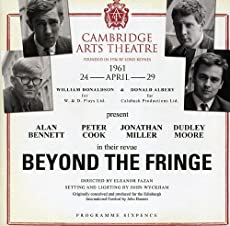 Beyond The Fringe - Live At The Cambridge Art Theatre 24th April 1961