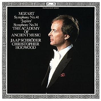 Mozart: Symphonies Nos. 41 & 34