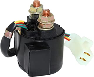 Road Passion Starter Solenoid Relay for YAMAHA GRIZZLY 80 YFM80 05-08 GRIZZLY 125 YFM125 04-12 KODIAK 400 YFM400 93-99 GRIZZLY 600 YFM600 595cc Engine 98-01