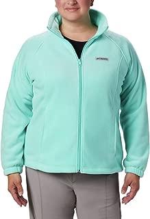 Women's Plus Size Benton Springs Full Zip Jacket, Soft...