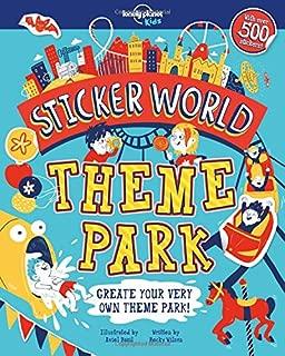 Sticker World - Theme Park (Lonely Planet Kids)