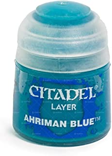 Games Workshop Citadel Layer: Ahriman Blue