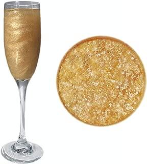 Gold Beer & Beverage Glitter | 4 Gram Jar | Edible Food Grade Beer Glitter, Cocktail Glitter & Beverage Glitter from Bakell