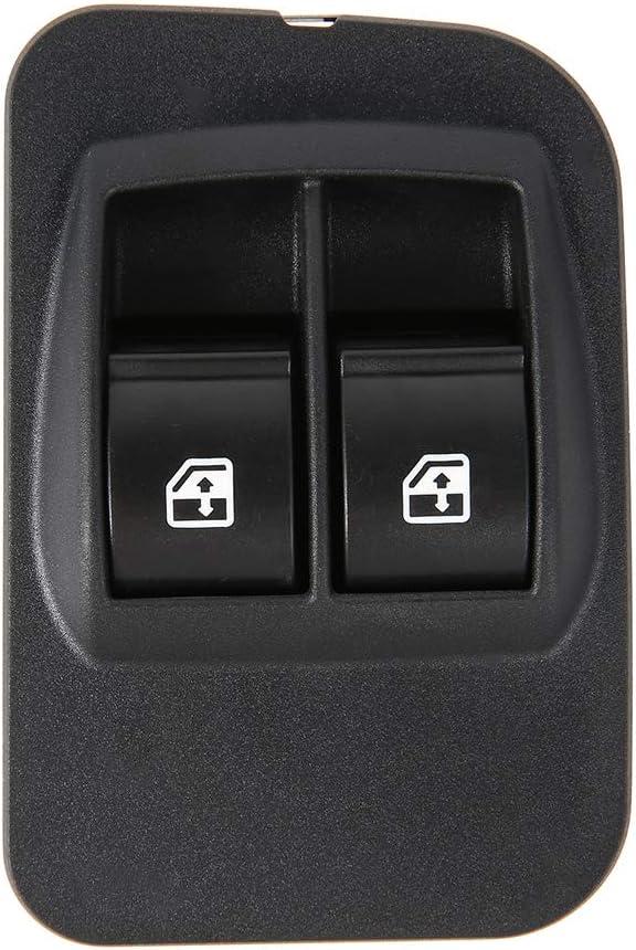 ATopoler Bouton Leve Vitre pour Peugeot Interrupteur de Commande pour Vitres Electriques de Voiture Bouton Leve Vitre Commande 6490.G8