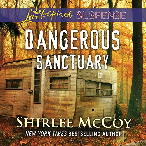 Dangerous Sanctuary audiobook cover art