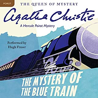 The Mystery of the Blue Train Titelbild