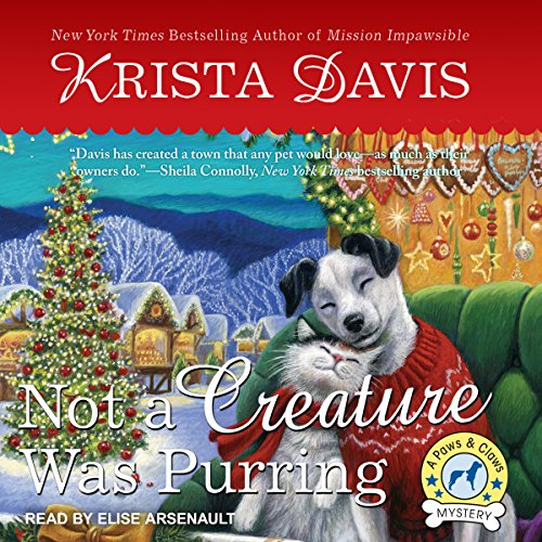 Not a Creature Was Purring cover art