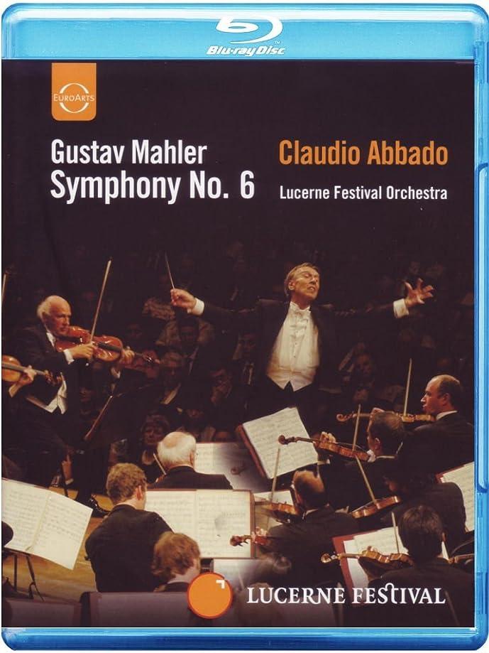 単なる交差点伝染性のSymphony No 6: Lucerne Festival 2006 [Blu-ray]
