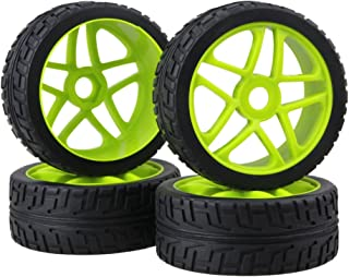 Best rc 1 8 scale tires Reviews