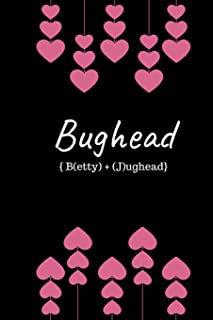 Bughead: Jughead Jones and Betty Cooper Novelty Riverdale