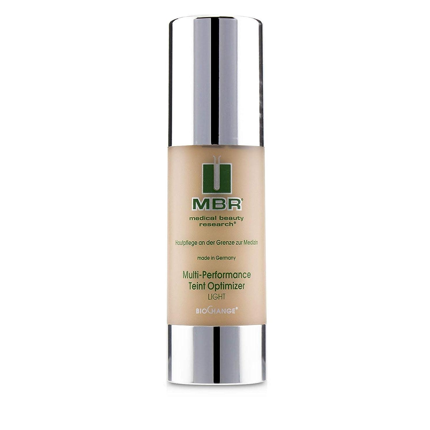 海上前奏曲達成MBR Medical Beauty Research BioChange Multi-Performance Teint Optimizer - #Light 30ml/1oz並行輸入品